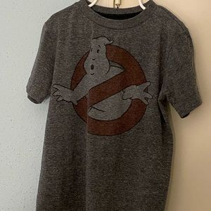 Old navy boys ghostbusters t shirt size small